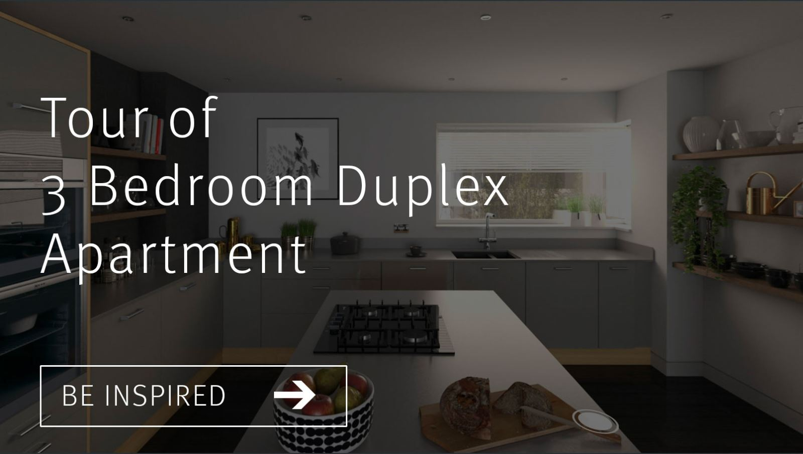 Tour of 3 bedroom apartment